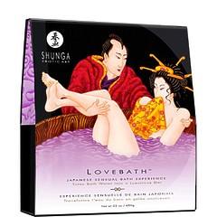 Гель для ванны Shunga «Чувственный лотос», фиолетовый, 650 г